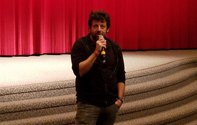 Day 2 Patrick Bruel A Bag Of Marbles And A Bunch Of Kids Inside Colcoa 2017
